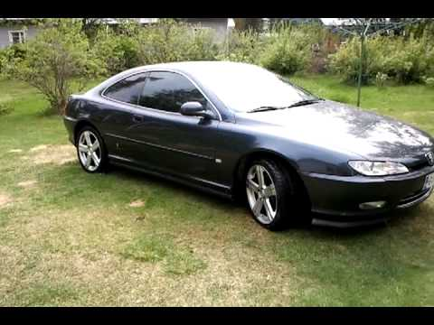 peugoet 406 coupe 3 0 v6 2001 youtube. Black Bedroom Furniture Sets. Home Design Ideas