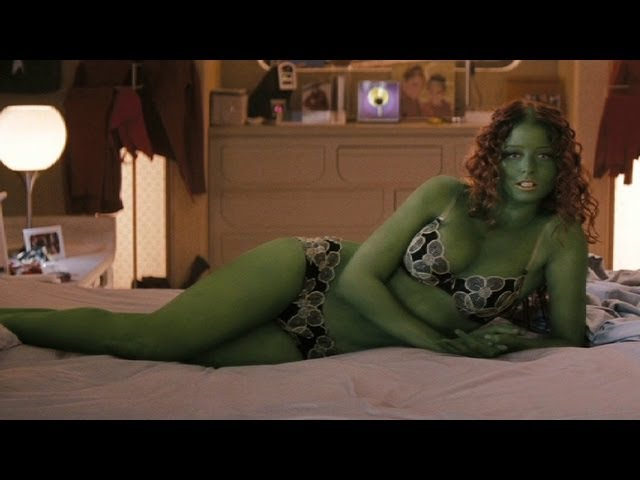 Good idea Naked sexy female alien