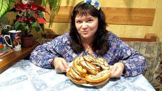 Быстрые бутерброды для гостей.  Просто и очень вкусно.