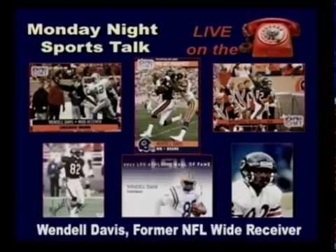 Wendell Davis - Former NFL Wide Receiver