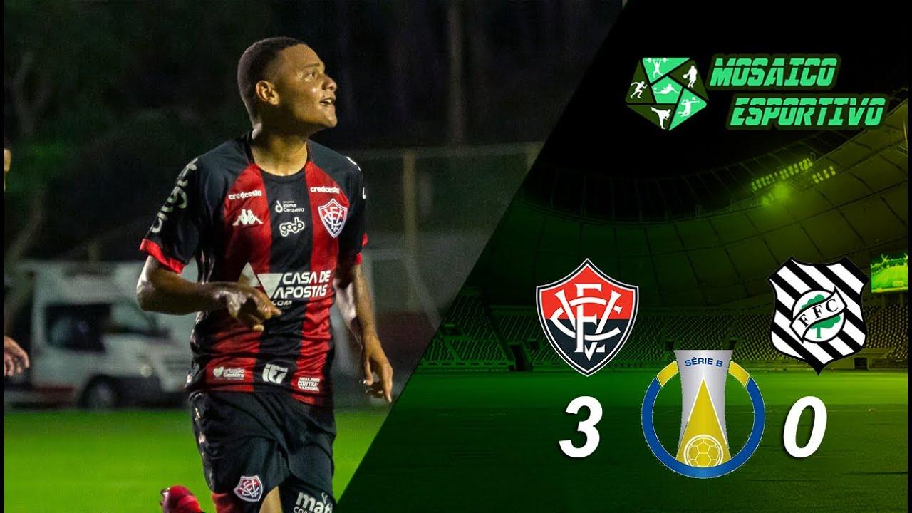 Serie B : Vitoria 3 X 0 Figueirense melhores momentos