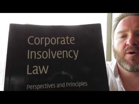 Finch's Perspectives on Corporate Insolvency Law