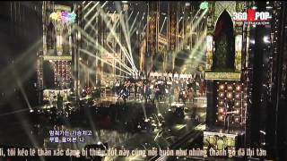 Vietsub INFINITE   The Chaser @ SBS Gayo Daejun 2012 {INSPIRIT Team}