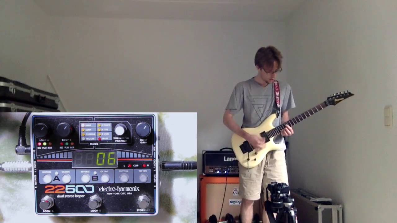 NEW Yellow /& Black Pro Audio Series 611604 Mini Flanger Pedal