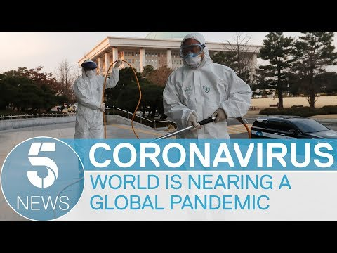 Coronavirus: Outbreak reaches Europe as death toll in Italy rises   5 News