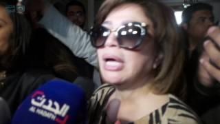 مصر العربية | إلهام شاهين: سندعم نساء النازحين واللاجئين بالفن