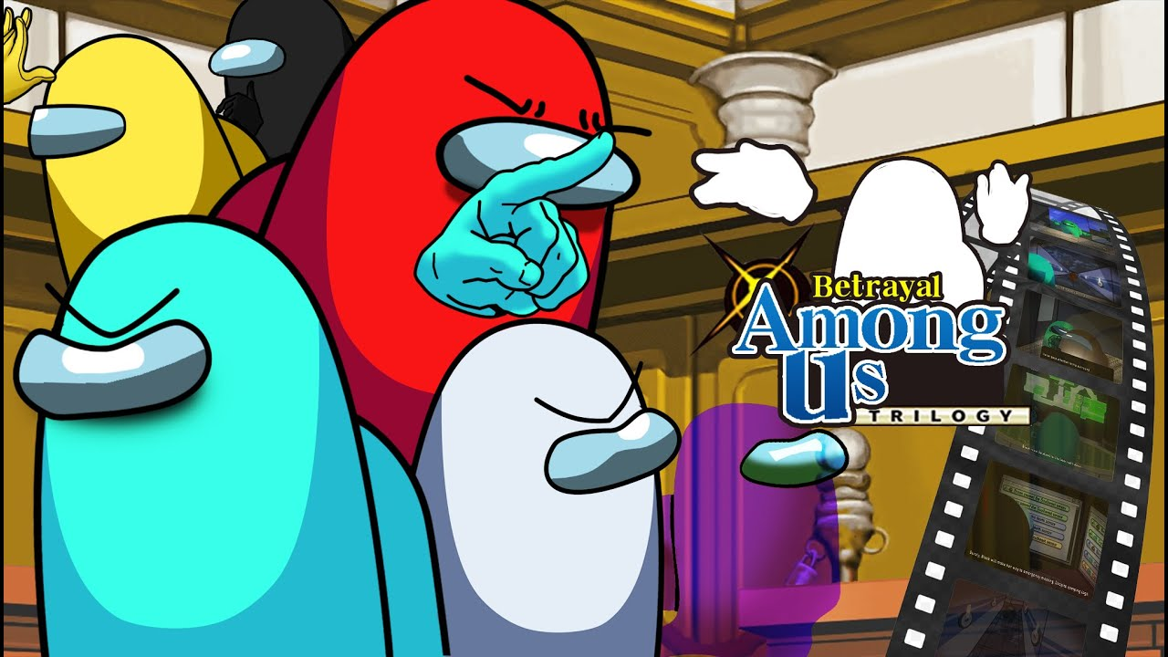 AMONG US ACE ATTORNEY 2