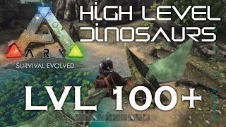 ARK: Survival Evolved - HOW TO GET HIGH LEVEL DINOSAURS  IN YOUR SERVER! (PS4/XBOX ONE)