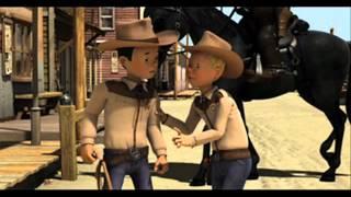 Bob Et Bobette & les Texas Rangers (Suske en Wiske & The Texas Rakkers) Music by Ian Marien