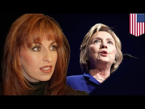 Paula Jones speaks out again after 21 years and warns against voting for Hillary Clinton - TomoNews