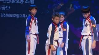 우리아이k타이거즈 축하공연 영상 11/19 청소년 댄스경연5