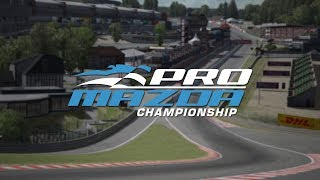 Pro Mazda Championship // Week 11 at Spa-Francorchamps