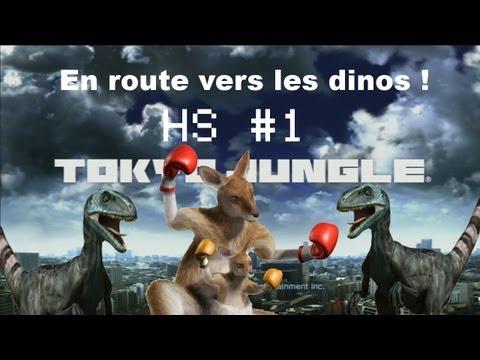 Tokyo Jungle. En route vers les dinos HS #1 : Le kangourou.