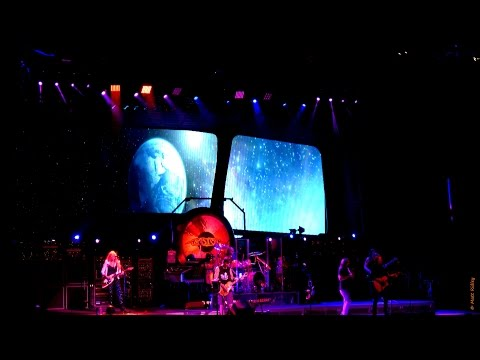 Boston Heaven On Earth Tour Several Stages Wolf Trap
