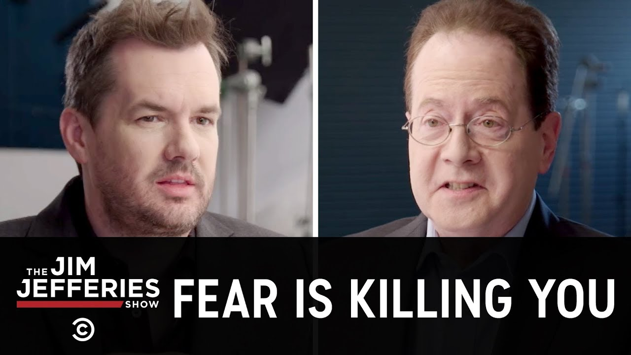 Americans Are Scared of the Wrong Things