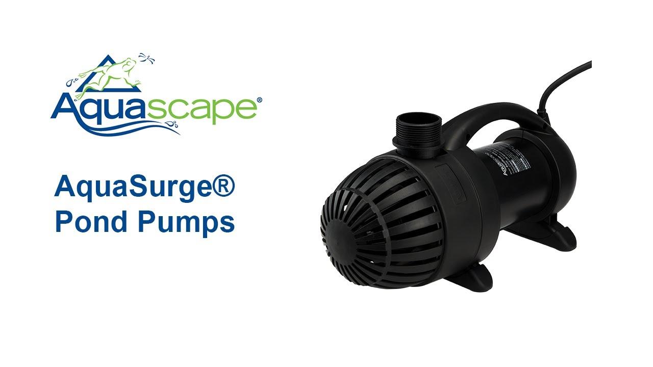 Aquascape AquaSurge® Pond Pumps