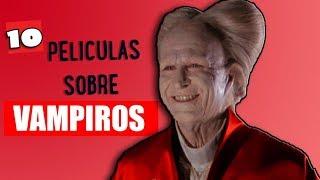 10 Peliculas Sobre Vampiros! | CoffeTV