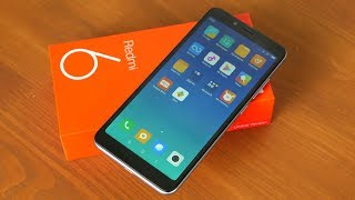 Распаковка Xiaomi Redmi 6. Куда случилось с Xiaomi?