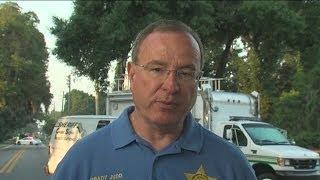 RAW VIDEO: PCSO Sheriff Grady Judd talks about triple murder