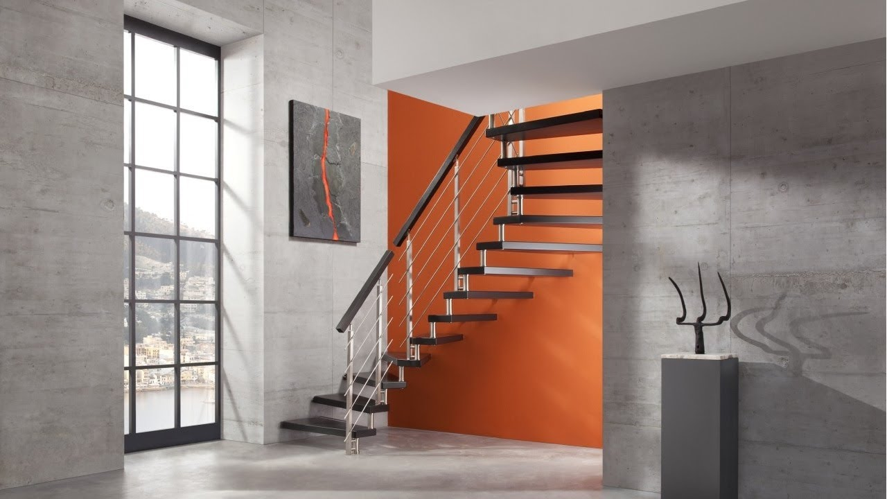 Escalier moderne ÉPURA | Treppenmeister