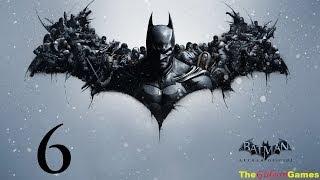 Прохождение Batman: Arkham Origins [Бэтмен: Летопись Аркхема] HD - Часть 6 (Продажные копы)