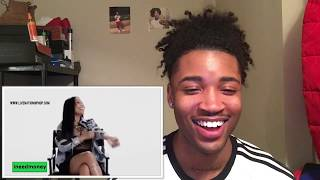 NICKI MINAJ FUNNY MOMENTS (BEST COMPILATION) (REACTION)