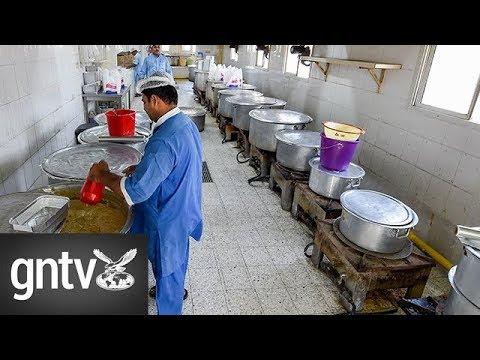 Public kitchens in UAE