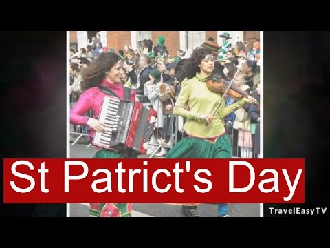 Travel Easy TV - St Patrict's Day in New York #02 - March 17, 2017
