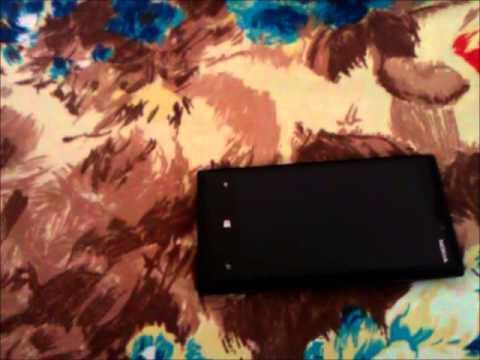 Nokia Windows Phone 8 Black Screen of Death