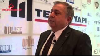 Teknik Yapı Holding YKB. Başkanı Nazmi Durbakayım Denizli Projesini Açıkladı