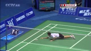第16届亚运会 羽毛球男子单打 四分之一 越南 阮天明 vs 中国 林丹
