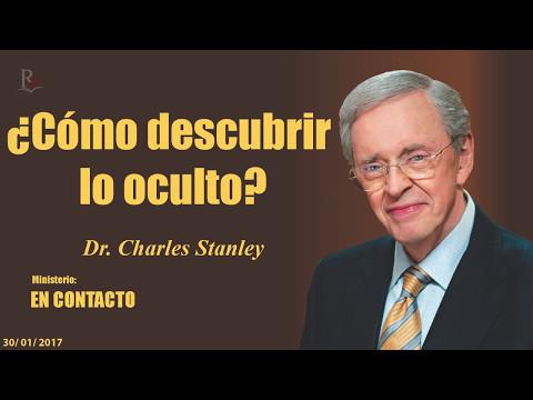 ¿CÓMO DESCUBRIR LO OCULTO? - En Contacto - Doctor: Charles Stanley (COPYRIGHT)