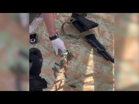 В Липецке полицейские задержали мужчину за сбыт оружия