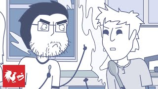 Spoon Struggles - Rooster Teeth Animated Adventures