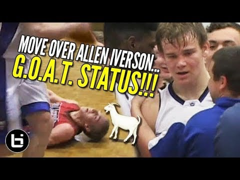 Mac McClung Takes Crown from Allen Iverson!!! 41 + Record Setting Night!