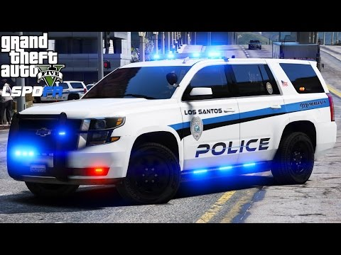 GTA 5 LSPDFR Police Mod 438 | Los Santos Police Department City Patrol | 89k Subscriber Turn Up