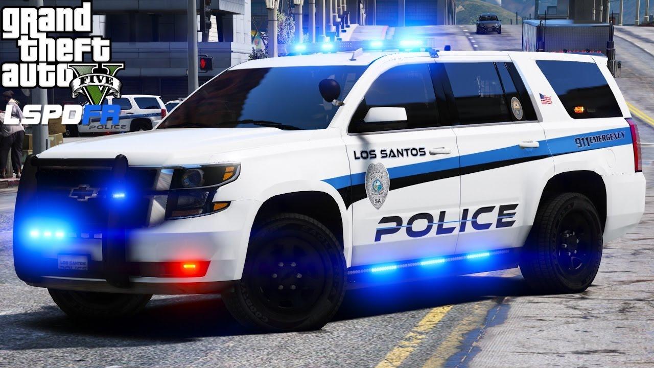 Lspdfr Police Pack