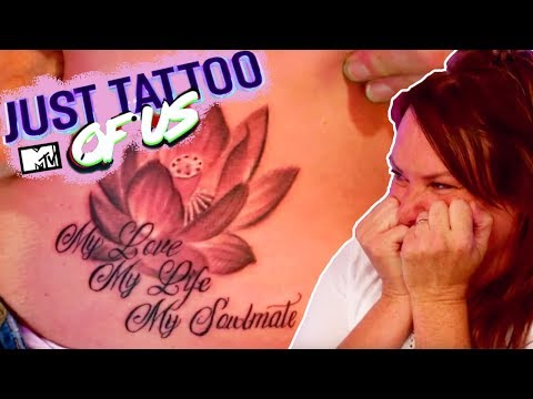 Charlotte Crosby's Parents Are Shocked By Their Brave & Bold New Tattoos | Just Tattoo Of Us 4