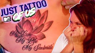 Charlotte Crosby's Parents Are Shocked By Their Brave And Bold New Tattoos   Just Tattoo Of Us 4