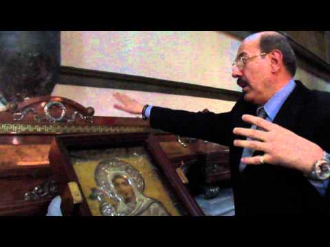 Tour of the Greek Orthodox Patriarch's Church in Constantinople