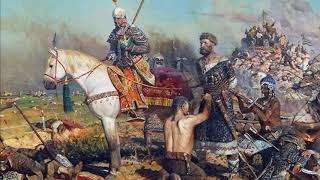 Победа крымских татар.   Русско крымская война  1687-89 г