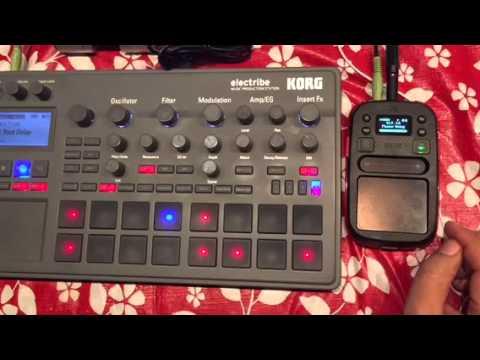 Electribe 2 | Retro Organic | Synth Capabilities