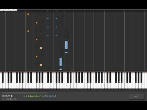 How to play South Park Theme on piano