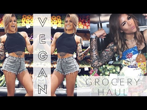 VEGAN Grocery Haul | Whole Foods Staples | What I Eat For The Week