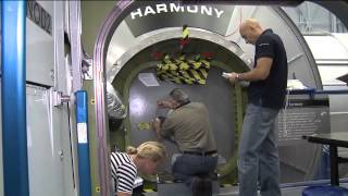 New Crew Trains for Space Station Stay
