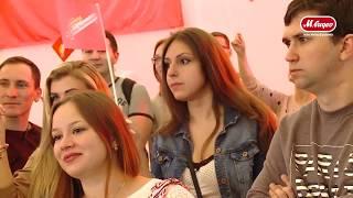 Трансляция «Гонки Дронов»