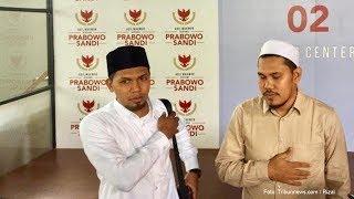 Datangi Markas BPN Prabowo Sandi IDA Minta Jawaban Tes Baca Quran