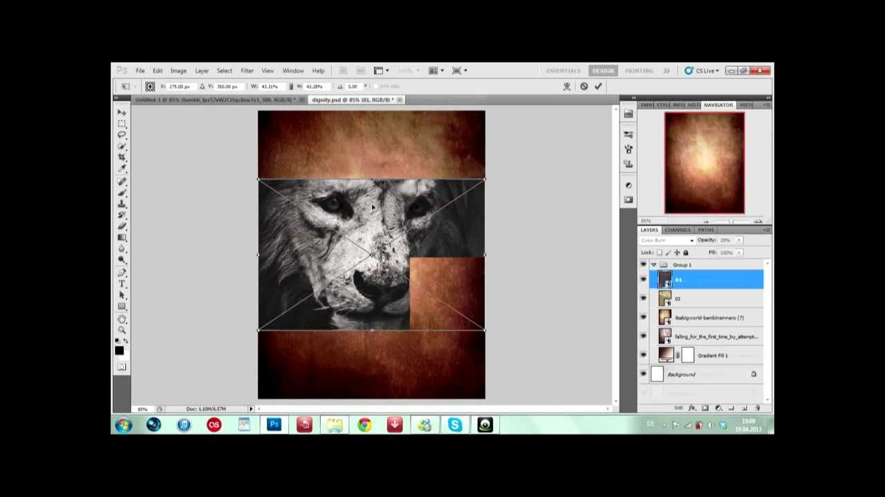 how to add a image to photoshop as a layer