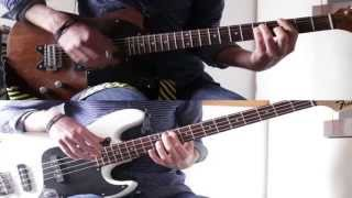 Plug in Baby - Muse - Bass & Guitar Cover.