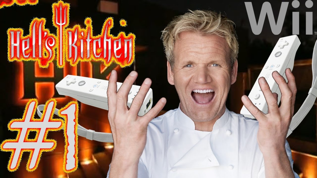 Hell S Kitchen Wii Game